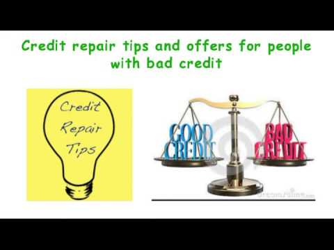 how to repair your credit fast