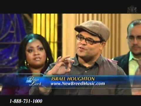 Israel Houghton on TBN June3-2011 Interview and Testimony