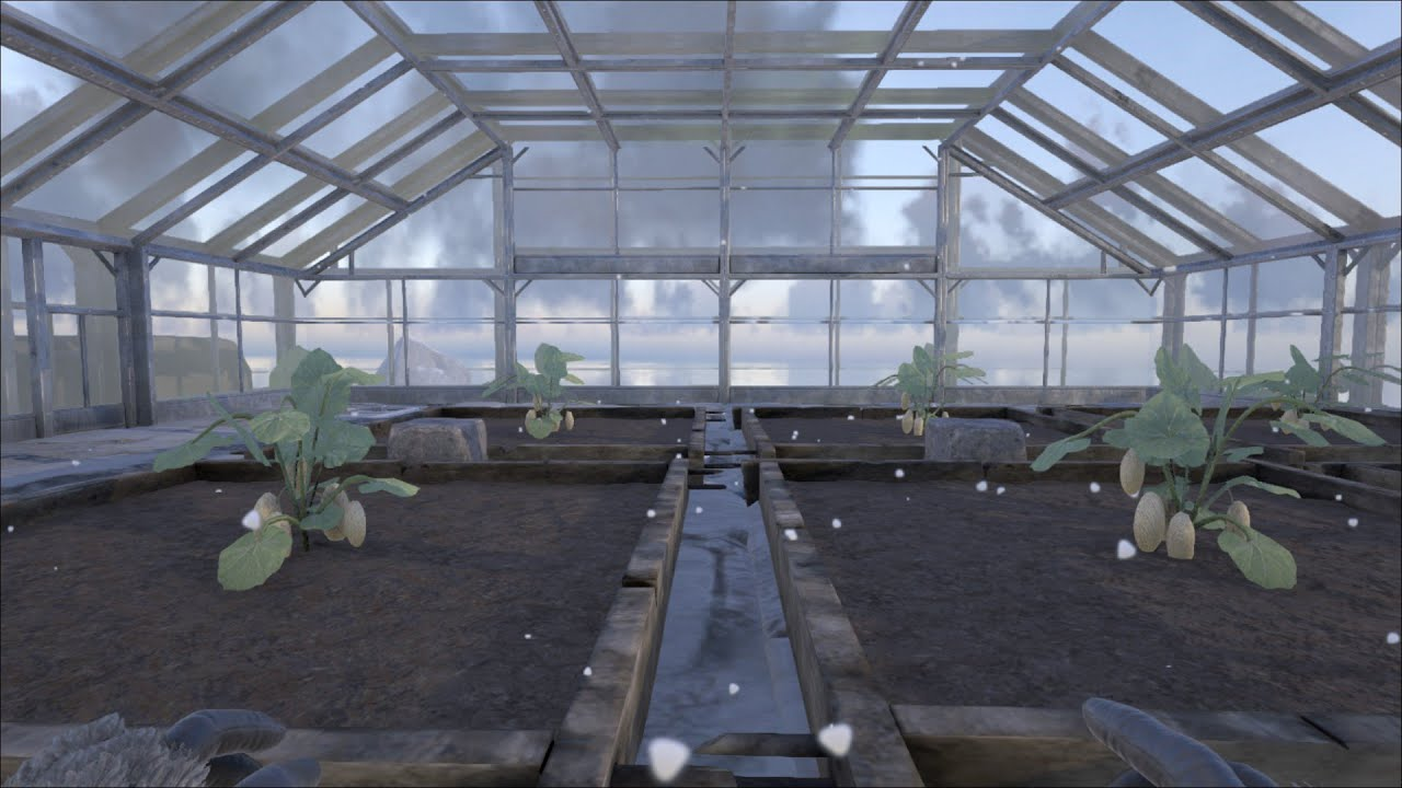 Fr Ark Survival Evolved Ep 043 La Serre Greenhouse