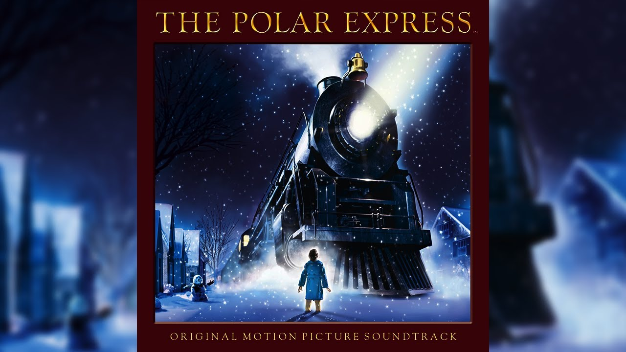 The Polar Express When Christmas Comes To Town.Matthew Hall And Meagan Moore When Christmas Comes To Town From The Polar Express Official Audio