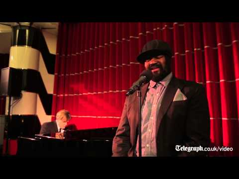Grammy winner Gregory Porter performs 'Hey Laura'
