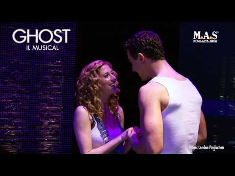 Ghost il musical - Promo