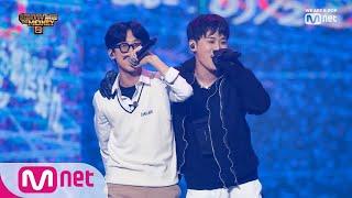 Show Me The Money8  문제 - 서동현 (Feat. 쿠기(Coogie)) @본선 8강 Full ver. 190920 EP.9