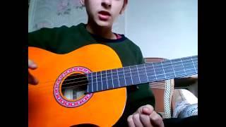 Как же играть-то на гитаре? Урок 1. Три аккорда