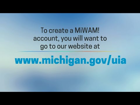 How To Set Up A MiWAM! Account