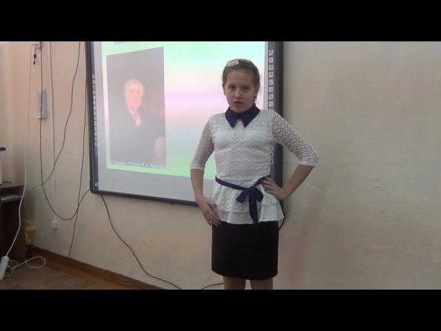 Изображение предпросмотра прочтения – ВикторияКозлова читает произведение «Свинья под дубом» И.А.Крылова