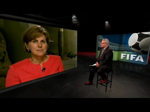 FIFA: A Sovereign State | 60 MINUTES SPORTS June Preview