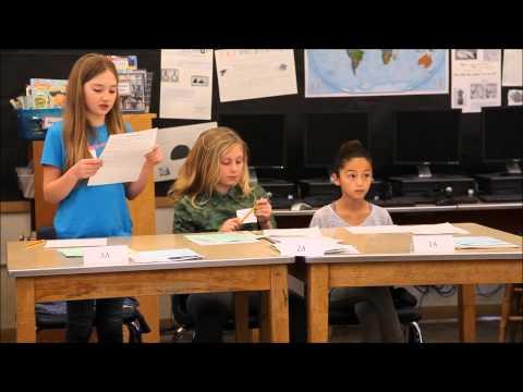 DebateAble Debate Tournament- elementary school students debate zoos!