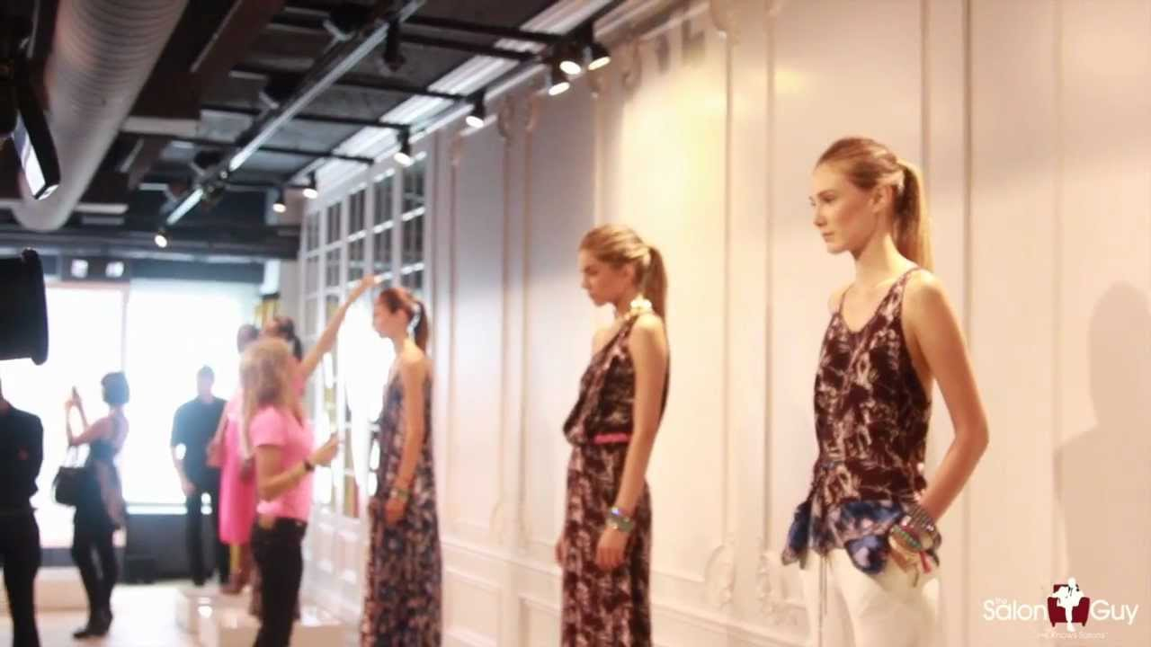 Watch Rachel Roy on Fashion Week, Spring 2013, Power ofDressing video