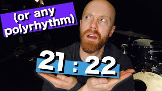 How to play 21 against 22