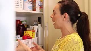 Ingrid Lisboa | Como organizar a despensa