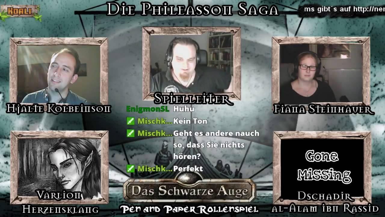 [DSA5 ]-Die Phileasson Saga - Gen Norden 2