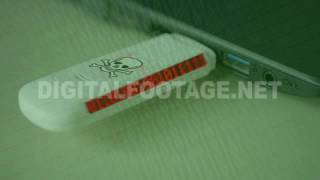 CLIP #418 / 4K Virus Infected Usb Flash Drives Ver.5