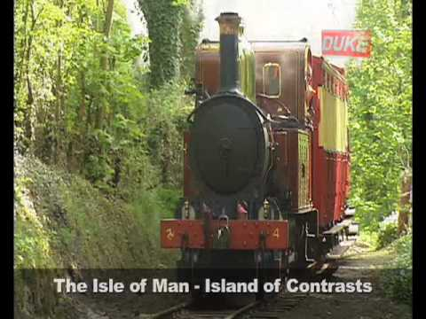 The Isle of Man - An Island of Contrasts