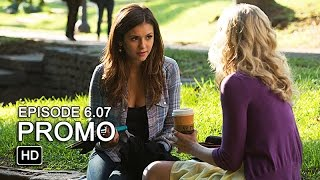 The Vampire Diaries 6x07 Promo - Do You Remember the First Time?