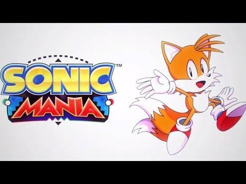 Sonic Mania - Boss Battles [Tails, No Damage]