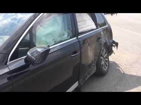 Стабильно раз в неделю — на аварийном перекрестке под Саранском вновь случилось ДТП