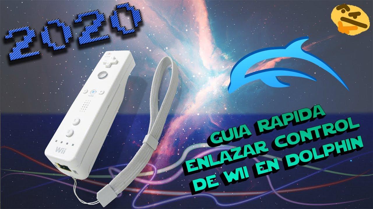 Guia Para Enlazar WiiMote en Dolphin (Bluetooth