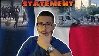 Dijon der Bandenkrieg zwischen den Nordafrikaner und  Tschetschenen  🇫🇷☠️ Mein Statement 💯!
