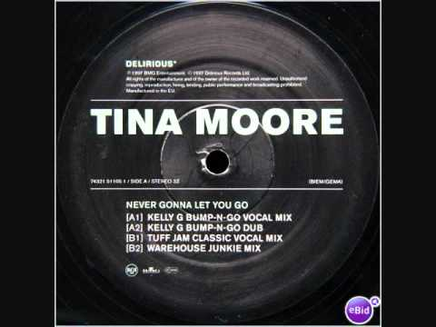 TINA MOORE NEVER GONNA LET YOU GO