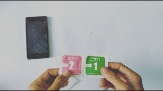 Cara Memasang Tempered Glass Anti Gores di HP Di HP OPPO JOY 3