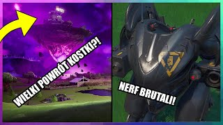Fortnite Update 10.20-Kevin's Cube-new location-new trap-New skins