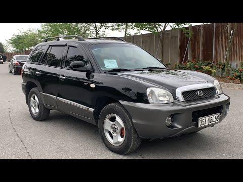Hyundai santafe gold 2003 đk 2007 bản full đời sâu mà xe chất quá / Auto Nam Anh / 0967.179.115