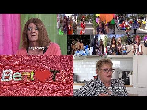 Bent TV: Sally Conning (Being Trans), Puerto Vallarta (Pride March), G Factor (Gene Genius), 23SEP16