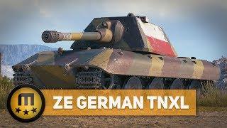 ZE GERMAN Teamnight mit FAME | Teil 2/3