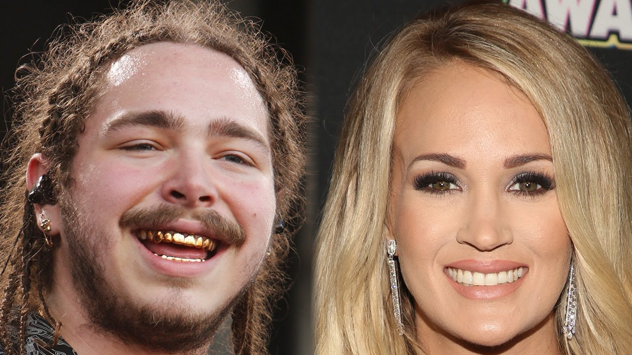 Post Malone, Carrie Underwood & MORE To Perform at the 2018 AMAs