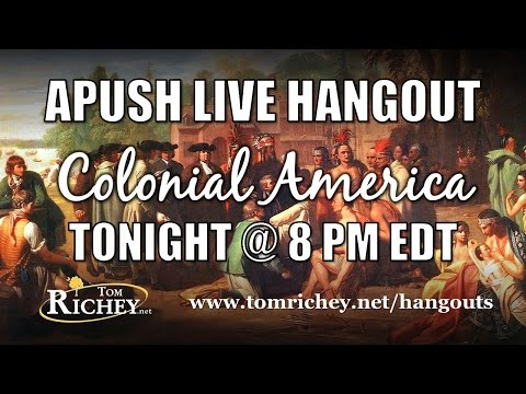 APUSH Q&A (Colonial America - Periods 1 & 2)