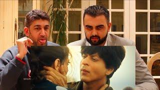 dilwale trailer reaction kajol shah rukh khan varun dhawan kriti sanon a rohit shetty film