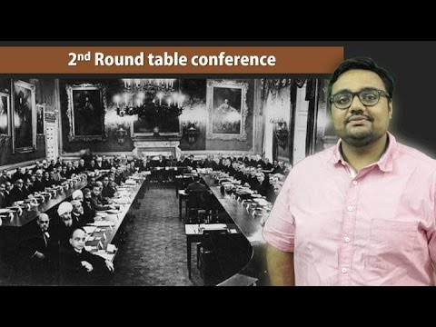 Hfs10 P5 2nd Round Table Conference, Meaning Of Round Table Conference