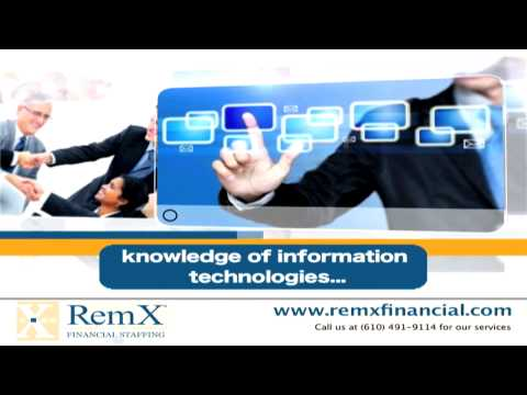 RemX Financial Staffing - finance staffing agency - King of Prussia, PA