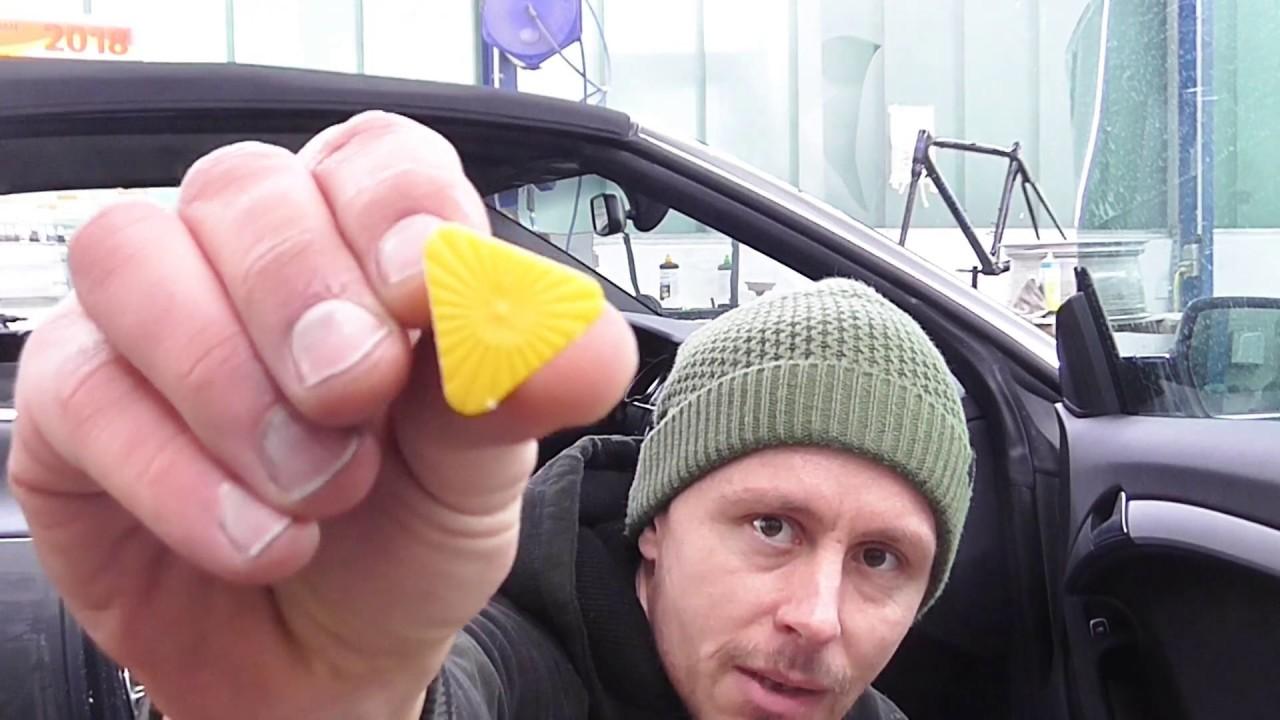 dellen entfernen spitze delle kleben bei einem a5 cabrio ausbeultechnik ullrich youtube
