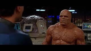 Мистер фантастик против существа Фантастическая четверка (2005)