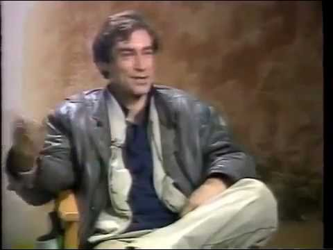 Timothy Dalton interview on Evening Magazine (1987)