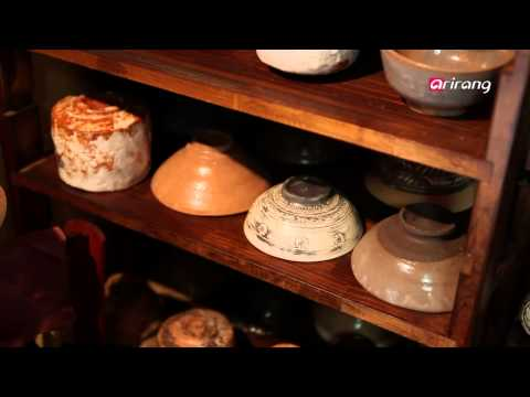 Arirang Prime  Ep225C03 Young Japanese potters visit in Boseong to learn how to make Joseonstyle ceramics