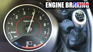 How to Engine Brake while driving   Episode 31