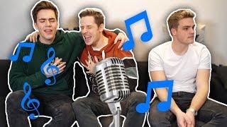Versuche YouTuber SONGS. . . weiter zu SINGEN!