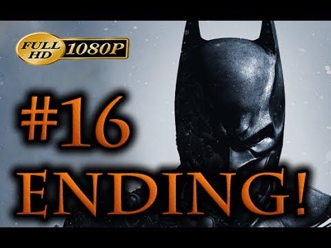 Batman Arkham Origins ENDING Walkthrough Part 16 [1080p HD] - Secret Ending & Joker Singing