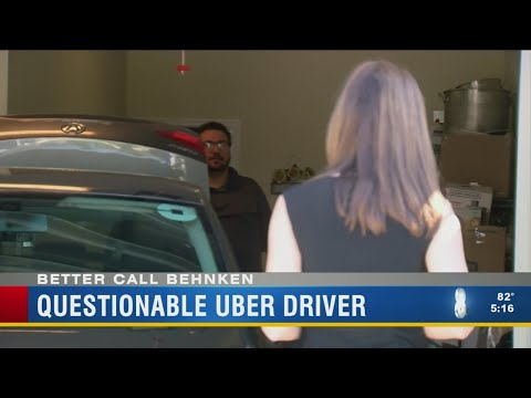 BCB: Questional Uber Driver