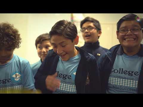 Vanguard Rembrandt Academy - 7th Grade Architecture Math GEAR UP CAMP (Group 1)