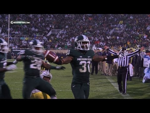 Darqueze Dennard: Spartan Drafted by Cincinnati Bengals in First Round of NFL Draft