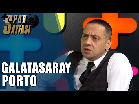 Spor Sayfası   Galatasaray 2-3 Porto   12.12.2018