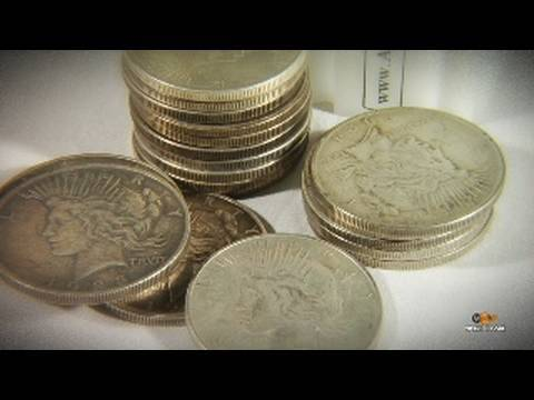 Spare Change Ep10: Silver Peace Dollar Coin