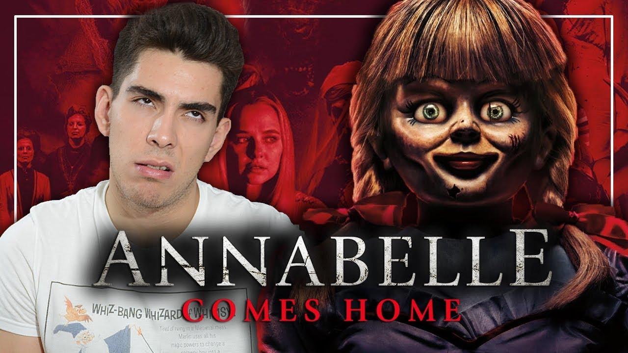 Critica / Review: Annabelle 3: Viene a Casa