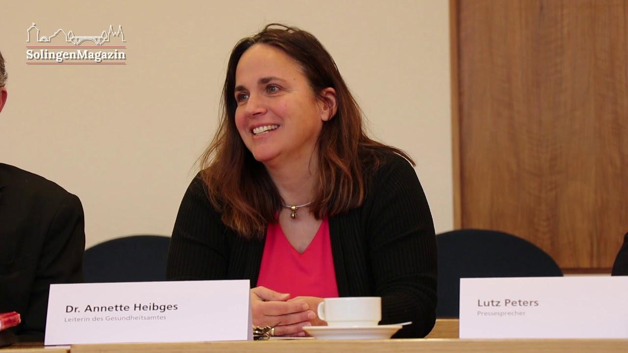 Pressekonferenz Solingen