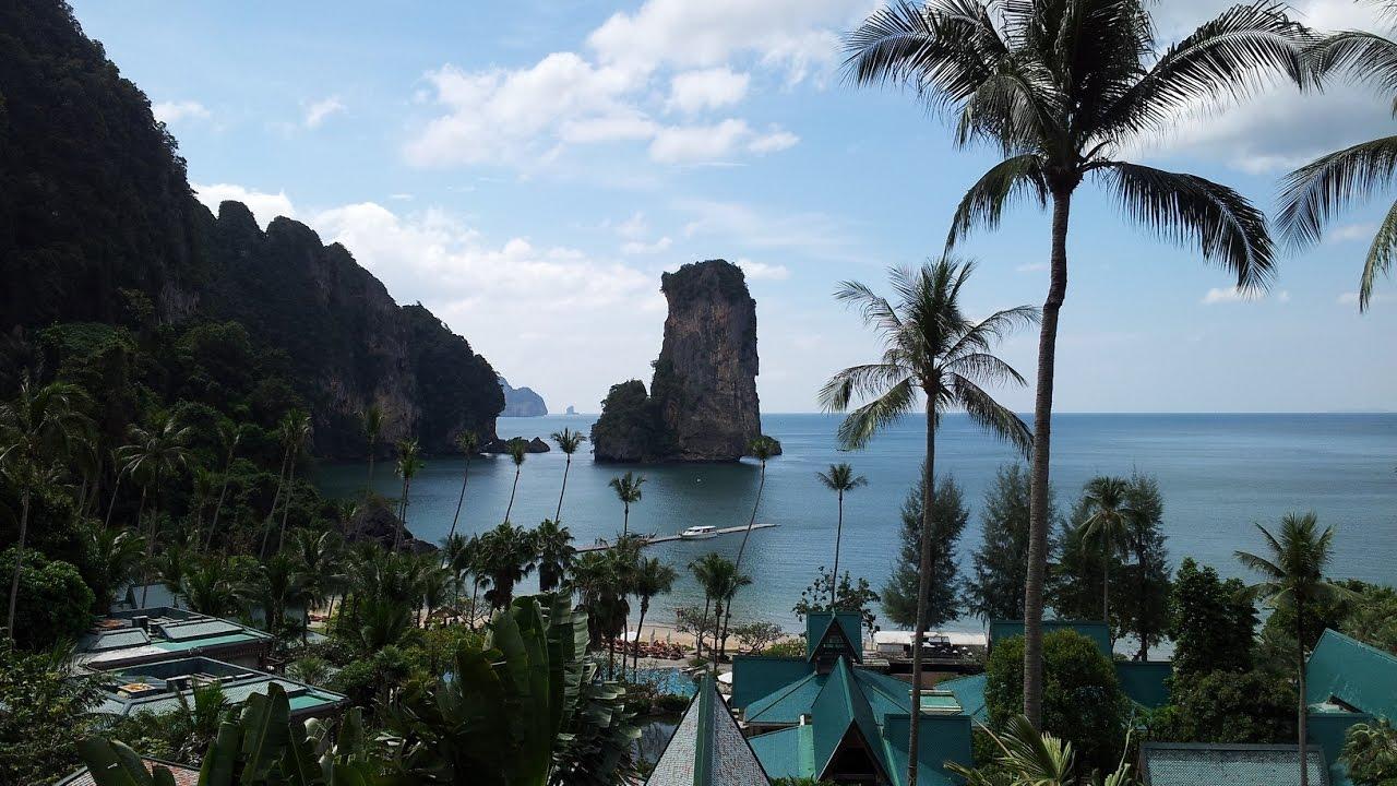 Centara Grand Beach Resort Villas Krabi Thailand Spa Deluxe Ocean Facing