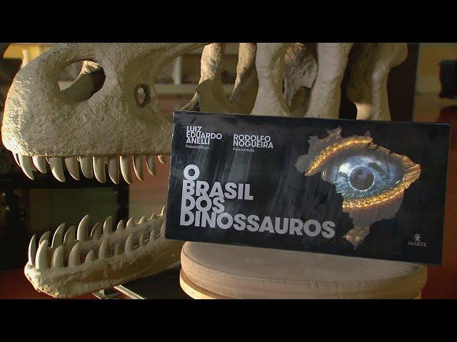 Como era o Brasil no tempo dos dinossauros?